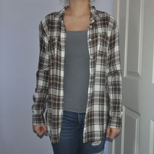Neutral Tone Flannel